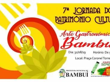 Jornada Cultural em Bambuí