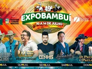 49ª Exposição Agropecuária de Bambuí
