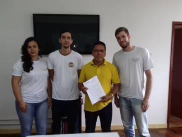 Prefeitura concede permissão de imóvel a Arcanjos Solidários