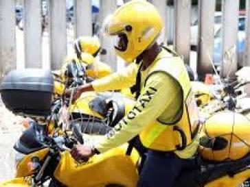 Prefeitura publica edital para mototáxi