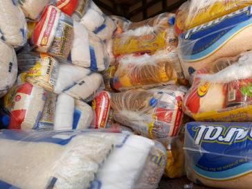 Segunda entrega de kit alimentação a alunos da rede municipal
