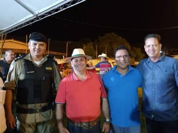Prefeito Olívio convida prefeitos para o I Moto Fest