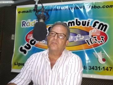 Projeto Recicla Bambuí é o tema das entrevistas nas rádios