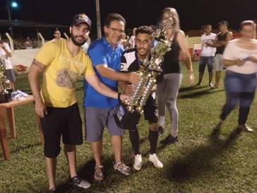 Alto da Antena é o campeão da Copa de Futebol