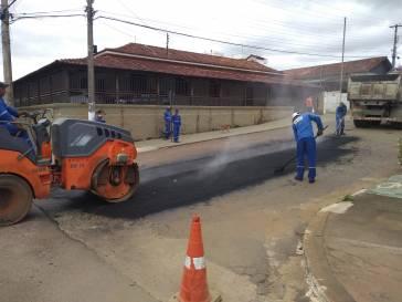 Prefeitura faz nova operação tapa-buracos