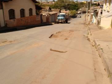 Ruas Dom Pedro II e José Mourão serão recuperadas