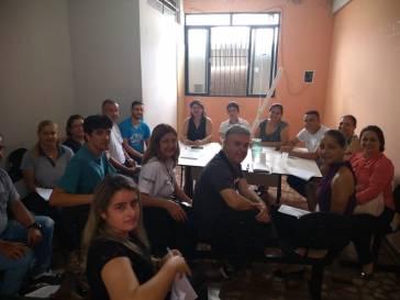 Conselho Municipal de Políticas sobre Drogas faz reunião em Bambuí