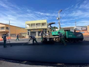 Prefeitura finaliza primeiro trecho da canalização do córrego das Almas