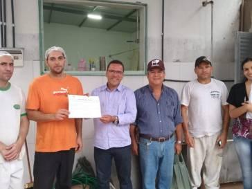 Prefeitura certifica mais uma queijaria em Bambuí