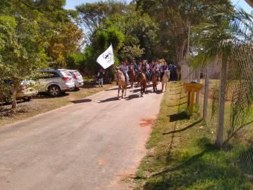 Cavalgada da Equoterapia mobiliza centenas de cavaleiros
