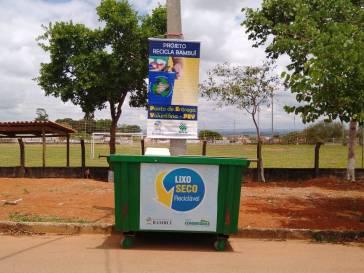 Prefeitura lança Projeto Recicla Bambuí