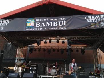 Bambuí entra no circuito dos motociclistas