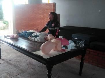 SAMU capacita equipe de enfermagem da Prefeitura