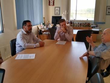 Prefeitura e Bambuí Bioenergia assinam contrato para construção da ciclovia
