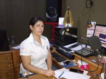 Saúde foi o tema das entrevistas nas rádios
