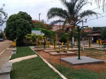 Praça dos Açudes será reconstruída