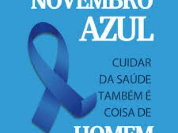 Palestra Novembro Azul para os homens