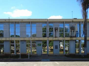 Prédio da Prefeitura é sanitizado
