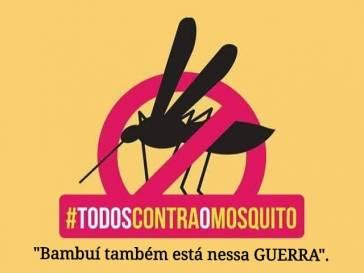 Ação educativa contra o Aedes na Creche Dona Mariquinha