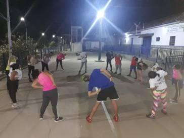 Prefeitura oferece aulas de Zumba e Forró