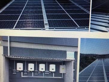 Prédio da Prefeitura é abastecido com energia solar