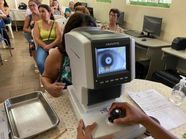 Prefeitura oferece consultas de oftalmologia