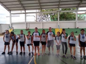 Escola Dr. Antônio Tôrres é a vitoriosa nos Jogos Estudantis