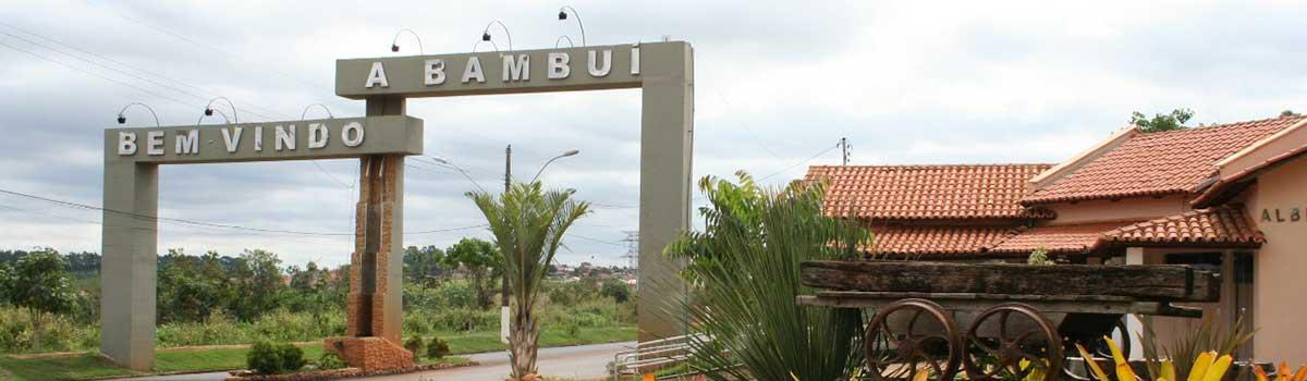 Bem vindo a Bambuí